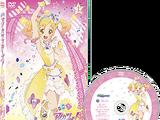 Aikatsu Stars! Franchise DVD and BD Releases/1st Season/DVD