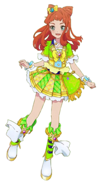 Ako lime marching coord