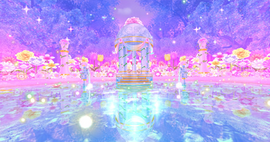 Pirouette of the Forest Light Stage