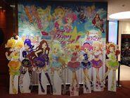 Aikatsu Stars! & Aikatsu Stars! The Movie on Theaters