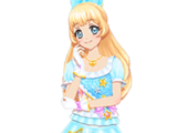Pastel Top Star Coord