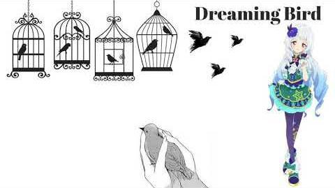 HoshinaAki/HoshinaAki ^ ^ Dreaming Bird Fancover