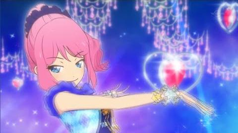 "Aikatsu Stars! Ep2 ""Aikatsu☆Step!"" アイカツスターズ!2話「アイカツ☆ステップ!」"