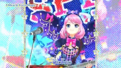 アイカツスターズ!ミュージックビデオ『Miracle Force Magic』をお届け♪-0