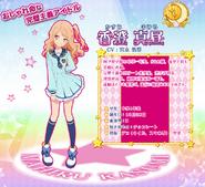 Mahiru Character Profile 1