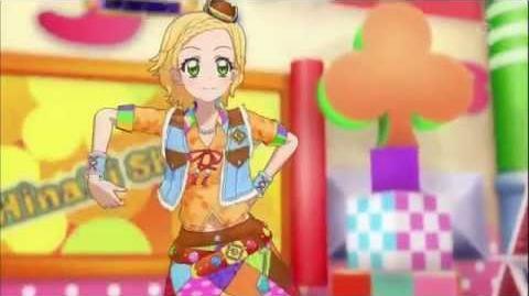(HD)Aikatsu!-Hinaki-Good morning my dream (Episode 105)-0