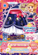 Aikatsu dreamy crown nightmare