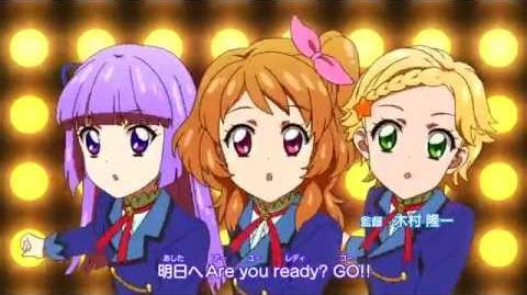 Aikatsu! Opening 5, S3 「Du-Du-Wa DO IT!!」