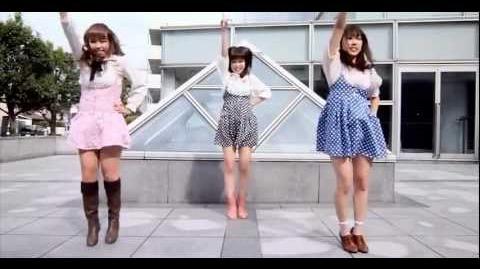 【こずえとマリスとアッピ】Melody Lineを踊ってみた