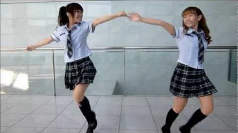 【こずえとマリス】Sweetiex2を踊ってみた