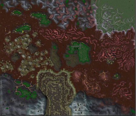 Toxic Swamp Sector map2