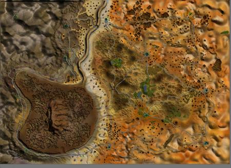 Desert Sector map clear