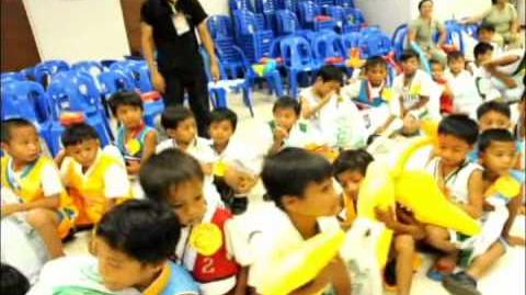 AIM GLOBAL ALIVE Foundation OUTREACH PROGRAM ANGONO 2010