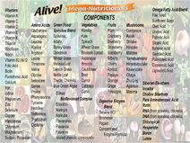 Alive components