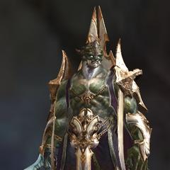 Modern Drakan Warrior (Tiamat Army)