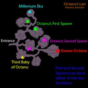Octanu's Lair named map