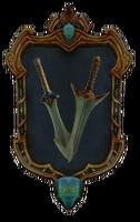 Dagger banner
