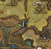 Bubu Chap's Treasure box (location)