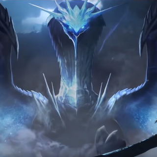 Dragon Form cinematic