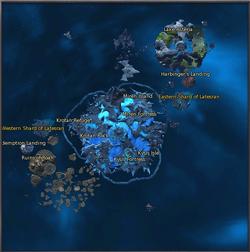 Upper Reshanta map