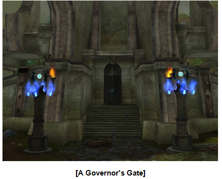 Governors gates preview