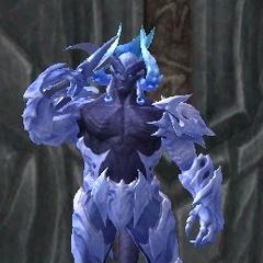 Modern Drakan Warrior (Ereshkigal Army)