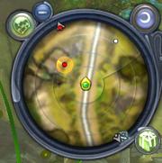 Hostile radar