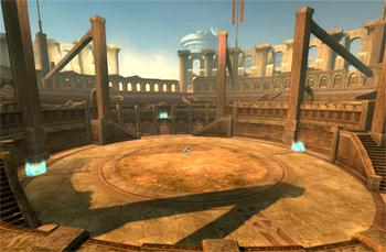 Crucible Coliseum