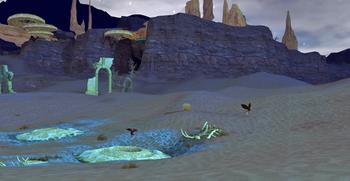 Western Eracus Desert