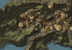 Fallen Poeta map