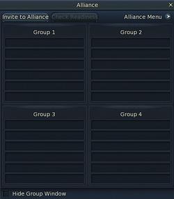 Alliance Window