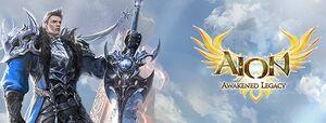 Aion Awakened Legacy banner
