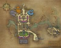 Sanctum Map
