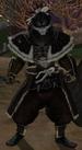 Brutal Black Claw Bodyguard