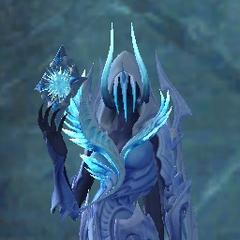 Modern Drakan Chief Mage (Ereshkigal Army)