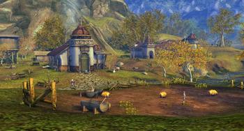 Tolbas Village
