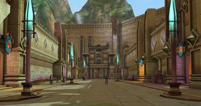 Temple of Artisans