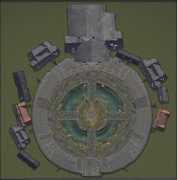 Stonespear map