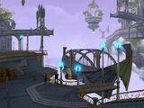 Airship Dock (Sanctum)