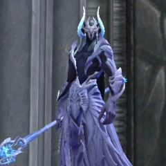 Modern Drakan Priest (Ereshkigal Army)
