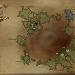 Original map (Lower Layer)
