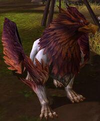 Tamed Griffon