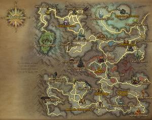 Morheim map
