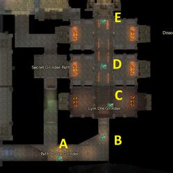 PF - Puzzle Door Sigil 4