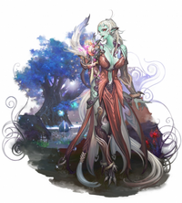 Asmodian Character