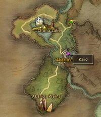 Kalio Location