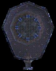 Right Wing Chamber radar map