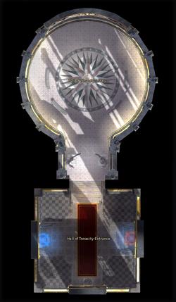 Arena Tenacity - Map