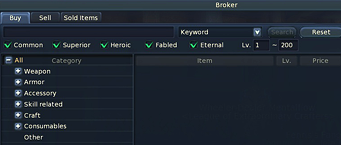 Broker search