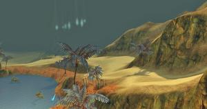 Salintus Desert